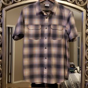 Columbia Omni-Wick Button Down